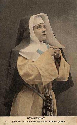 Nonne Auf Englisch