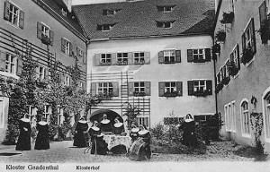 Klosterhof, Kloster, Gnadenthal
