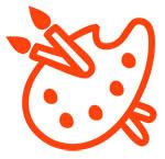 Illu: Malerpalette