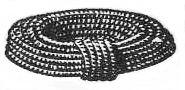 sw-Illu: gerolltes Seil