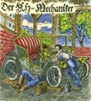 Kfz-Mechaniker, Automechaniker, Karosse