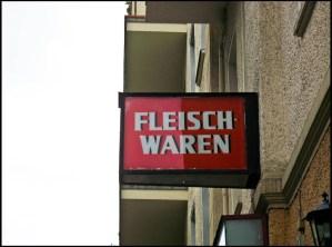 Fleischerwaren, Fleischerei, Fleischerladen, Metzgerei, Metzger