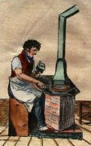Zinngießer, Handwerk
