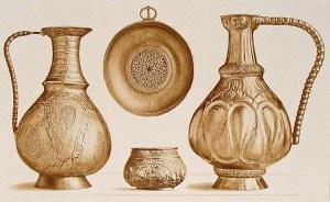 Gefäße, Ziseleur, Kunsthandwerk