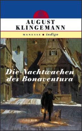 Buchcover 'Die Nachtwachen des Bonaventura'
