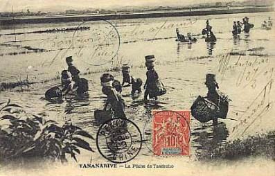 Madgaskar, Fischer, fischen