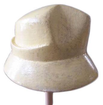 alte Hutform für Damenhut