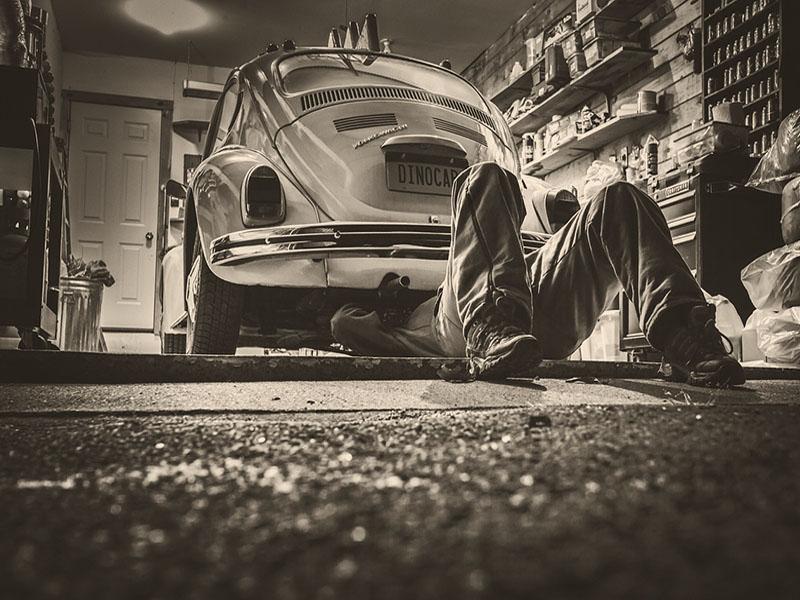 Der Automechaniker