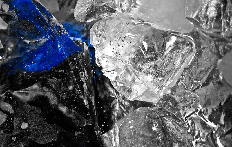 Eiswürfel Eis