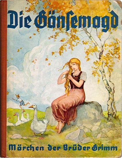altes Märchenbuch