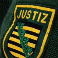 Uniform-Aufnäher 'Justizvollzugsbeamter'