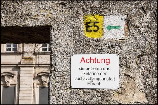 JVA, Gefängnis, Ebrach