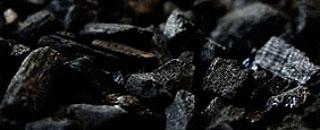 Foto: Kohlestückchen