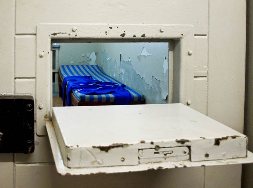 Stasi-Gefängnis, Hohenschönhausen, Gefängnis, Zelle