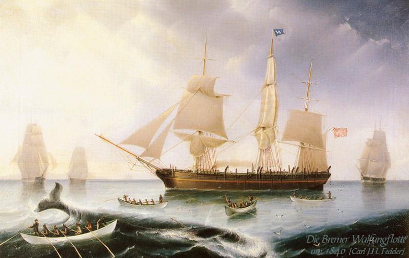 Der Walfänger