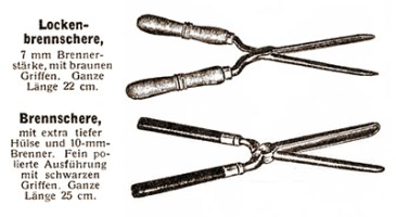 sw Zeichnung: zwei verschhiedene Ausfertigungen - 1925