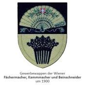 Wiener Gewerbewappen - um1900