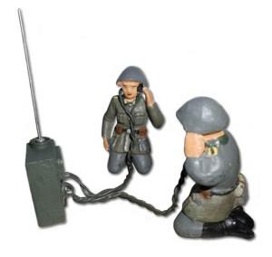 Spielfiguren: Funksoldaten