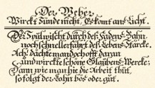 Originaltext: Weber - 1698