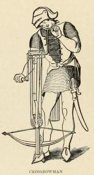 Armbruster im Mittelalter