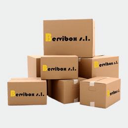 Cajas para embalaje