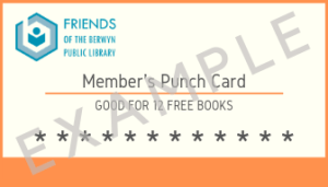 Member's Punch Card Example