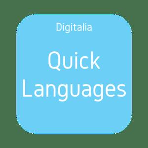 Digitalia Quick Languages