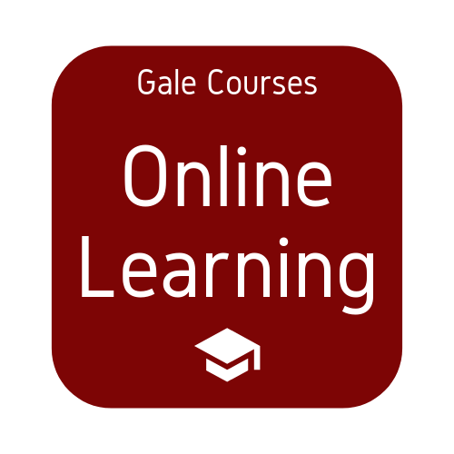 Gale Courses Online Learning