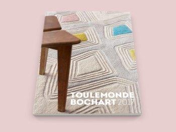 Catalogue général 2017 de Toulemonde Bochart. Béryl, design graphique.