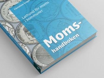 Couverture Momshandboken, livre de la nouvelle collection de l'éditeur Komlitt.