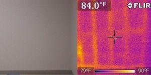 Thermal Bridging - Lack of Insulation