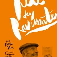 RUE DES RAVISSANTES (d'après Boris Vian)