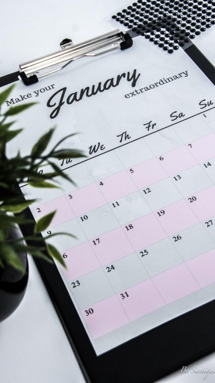 Kalender-Calender-Free-Download-Rosa-Grau-Minimalismus-München-Bloggerin-Munich-Fashion-Mode-Girl-BeSassique