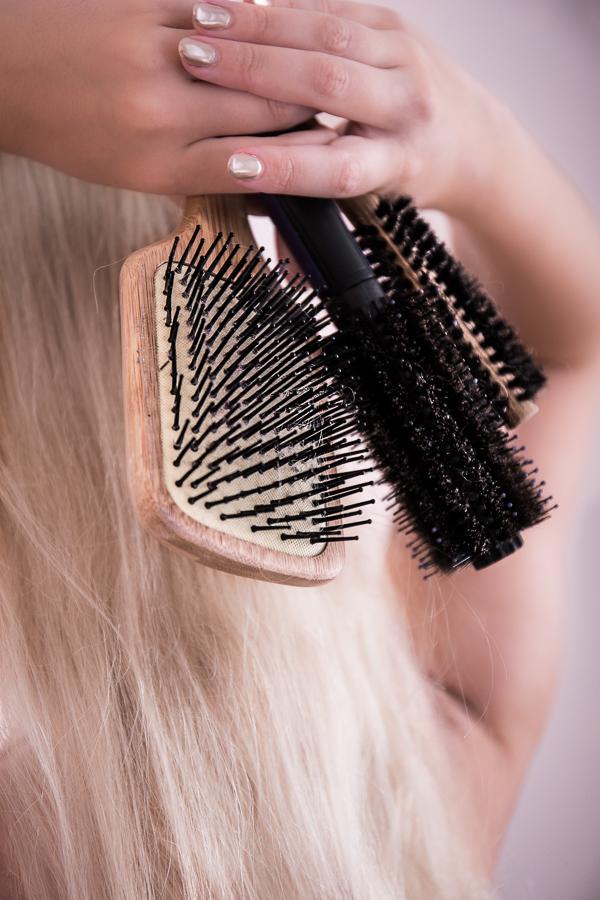 5 Haarstyling  Snden die jede Frau macht  Be Sassique