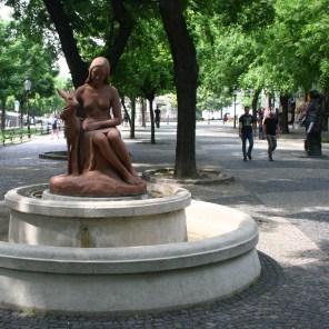 Bratislava Brunnen
