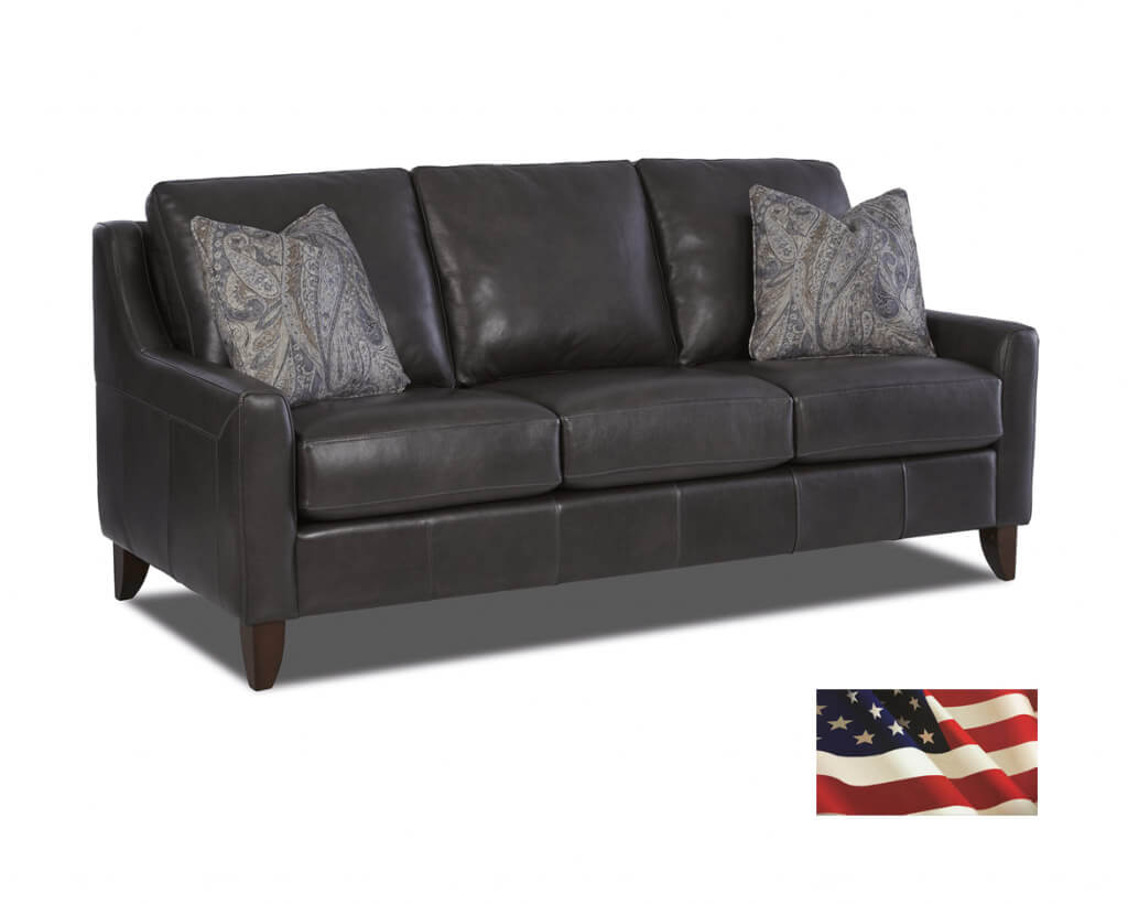 best leather sofas ashley fusion 2 piece contemporary sectional sofa with left chaise save 45 55 off michigan 39s