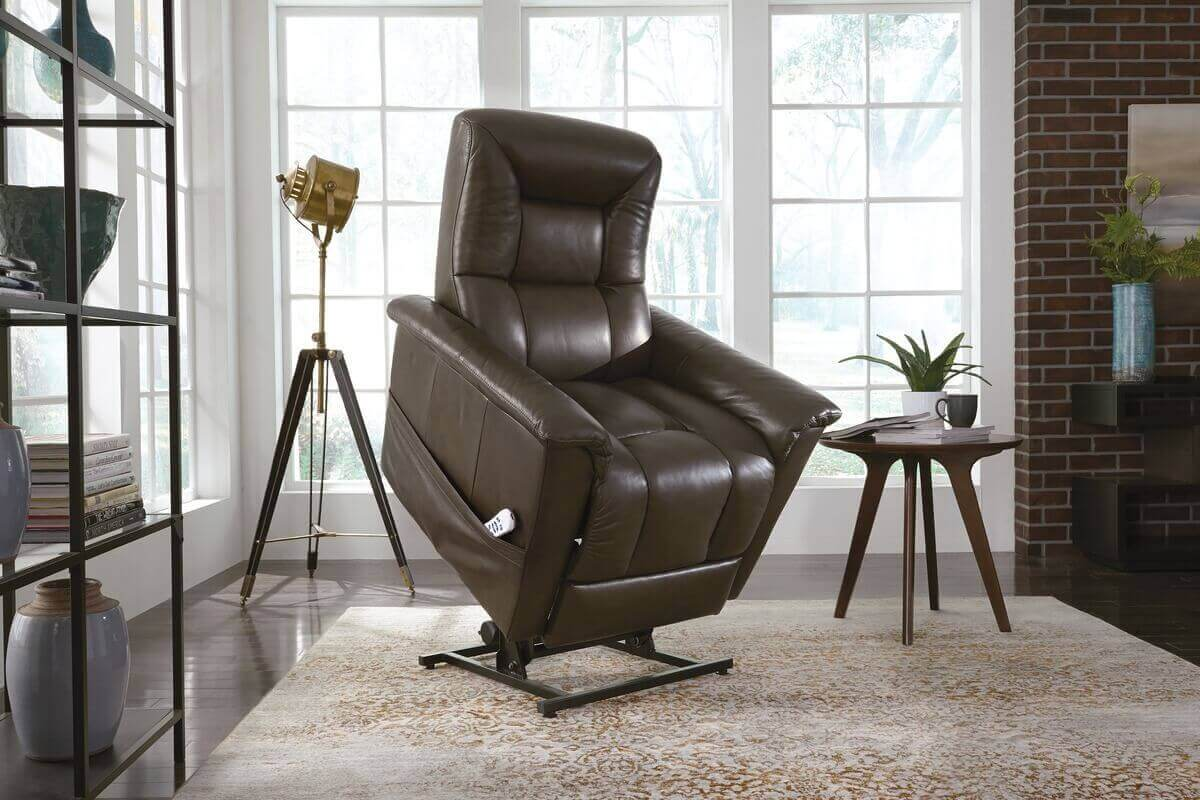 ab rocker chair kids room leather recliners reclining furnitur beseated