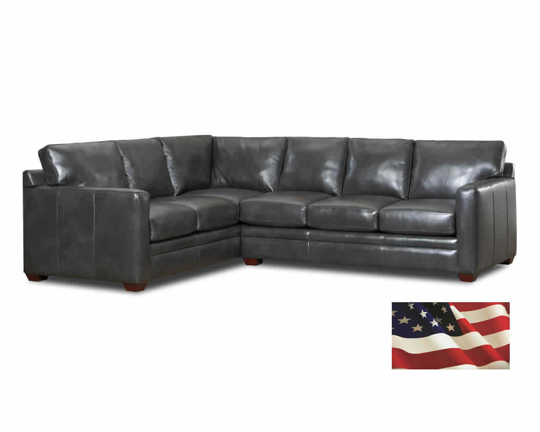 genuine leather sectional sofa with chaise mandaue foam bed review l shaped lounge