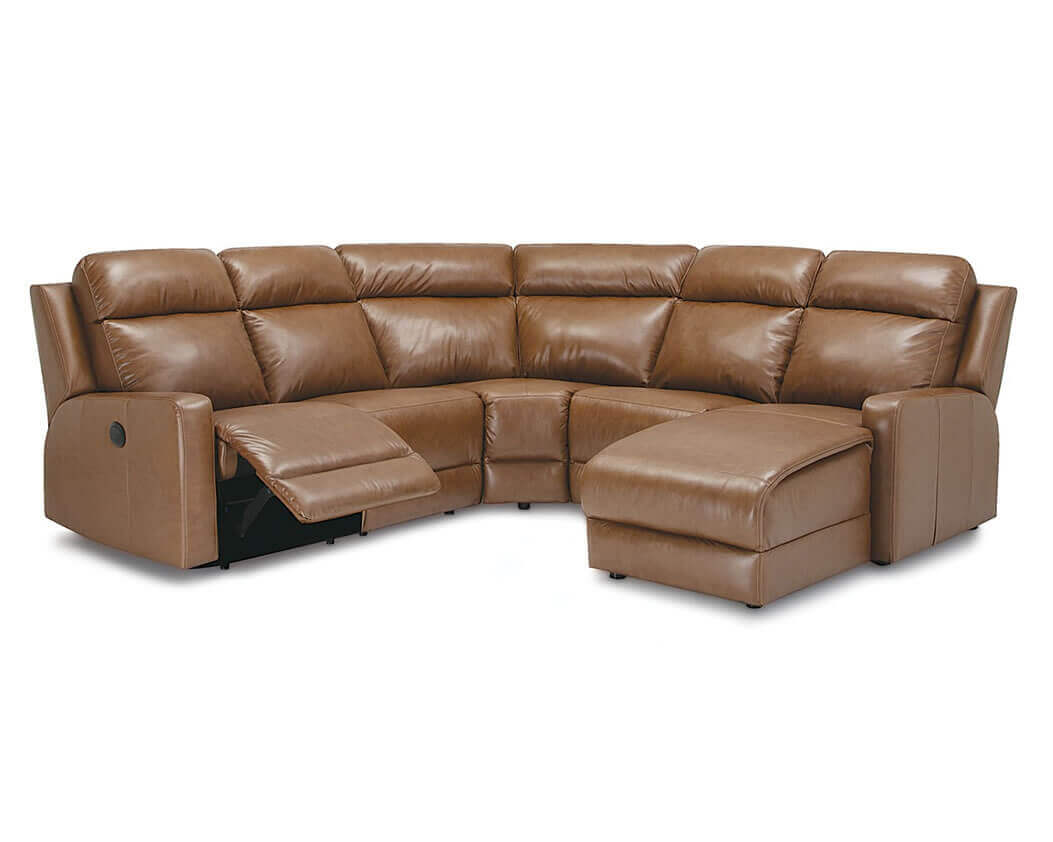 sectional reclining leather sofas brown fabric tufted sofa sectionals be seated furniture