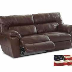 Reclining Sofa Leather Indian Two Seat Seater Recliner Brilliant