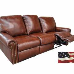 Sectional Reclining Leather Sofas Sofa Compact Michigan 39s Best Be Seated