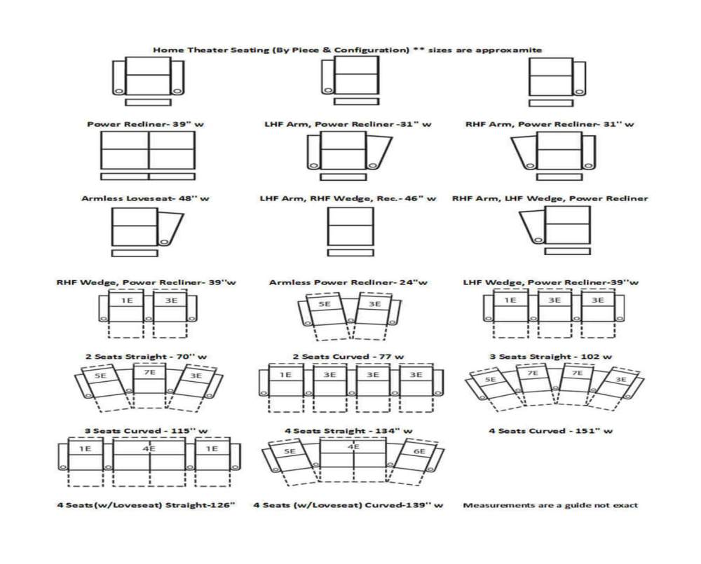 medium resolution of home theater seating be seated leather furniture michigan home theatre seating diagrams