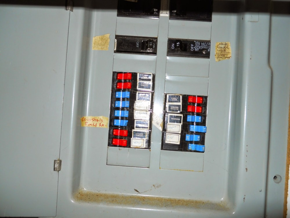 medium resolution of the result the breakers may not trip and the panel can become susceptible to catching fire