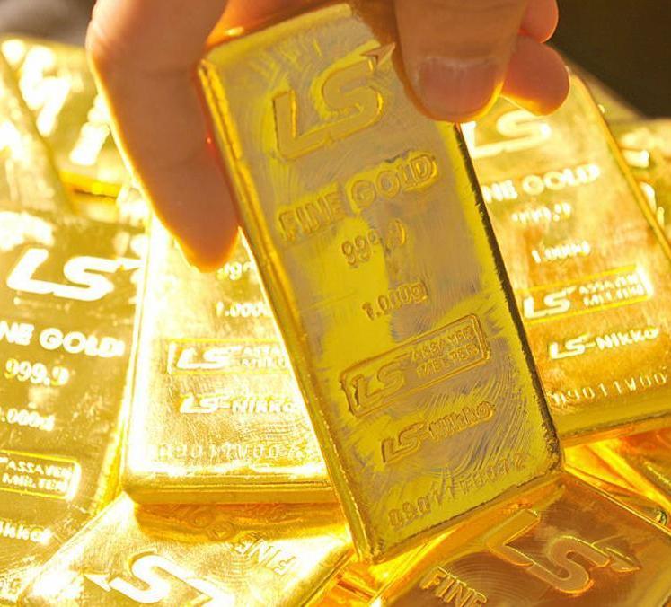 الذهب عند أدنى مستوى في 5 أسابيع