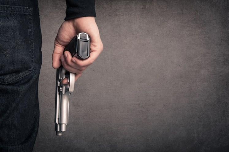 الأسلحة في أمريكا