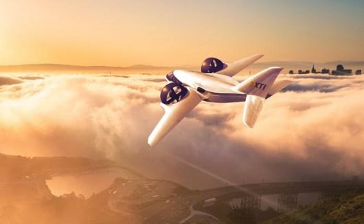 طائرة المستقبل