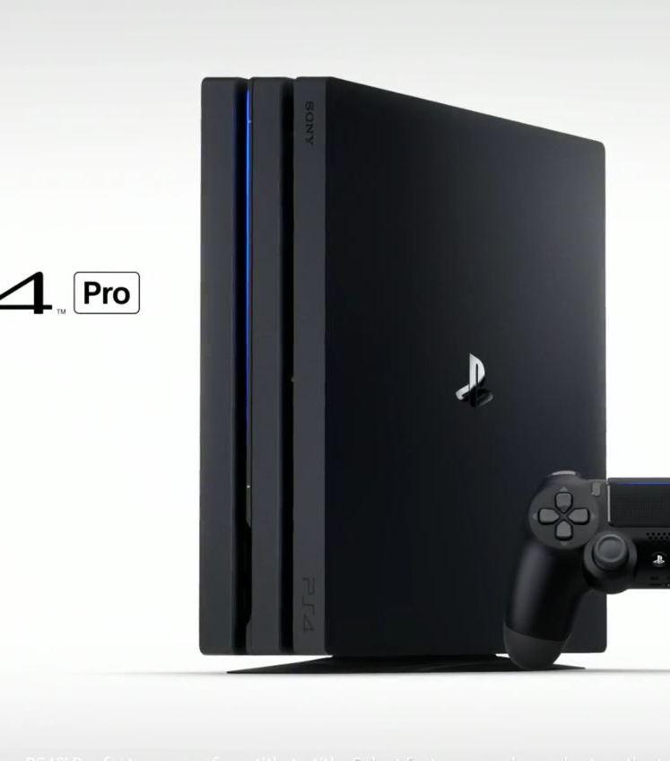 يبدو أن جهاز Playstation 4 Pro لا يدعم تشغيل أقراص Ultra Blu-ray!