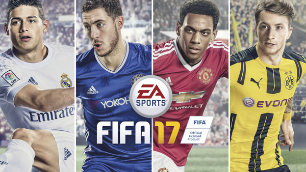 FIFA 17 و Battlefield 1 ستدعمان الـ4K والـHDR على الـPS4 Pro