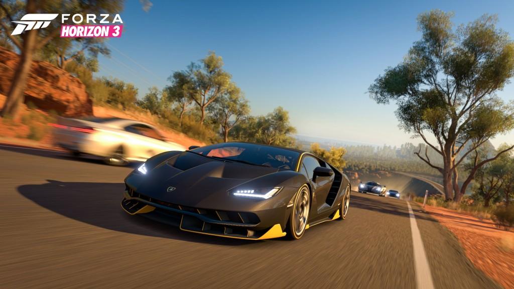 ديمو Forza Horizon 3 يتوفر غدا