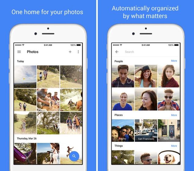 التحديث الأخير لتطبيق Google Photos على متجر آبل سيسمح بتحويل الصور الحية إلى Gifs